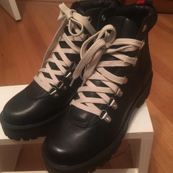 b8e75307974 Steve Madden Bam hiking boots